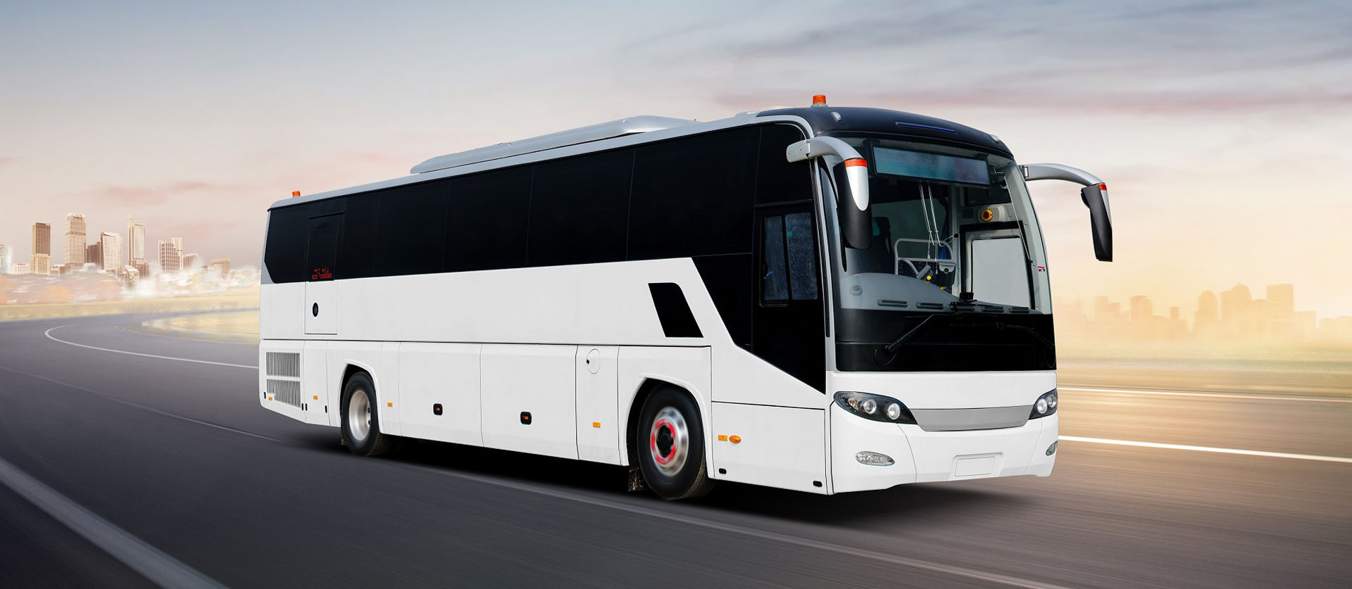 56 Passenger Coach Bus Rental Minneapolis, MN