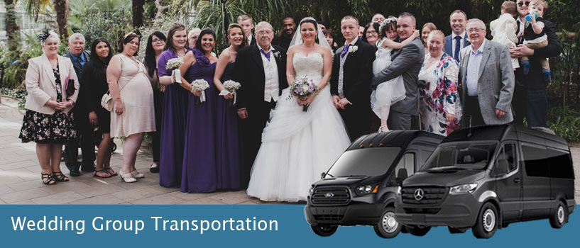 wedding group transportation  Saint Bonifacius Minnesota