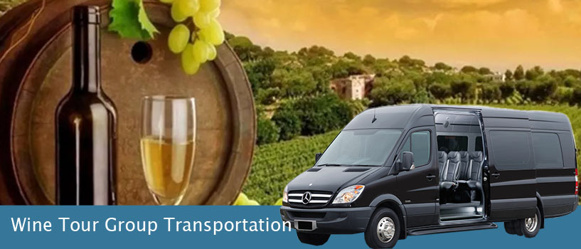Vineyard group transportation in Minneapolis mn
