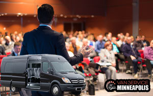 group transportation for business Conventions in Minneapolis, MN